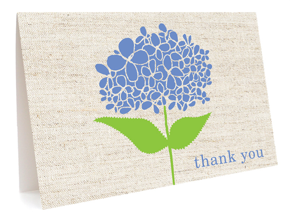 spring inspired thank you cards honeysuckle life