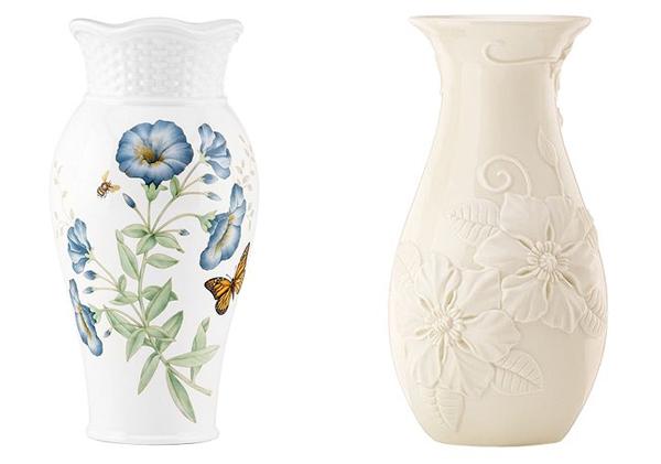 Brand-new Vases for the Vintage Modern Gal | Honeysuckle Life FR04  sc 1 st  Advancedmassagebysara & Fabulous Lenox Floral Vase @AB11 \u2013 Advancedmassagebysara