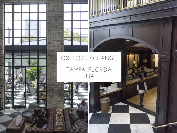 Oxford Exchange Tampa Florida